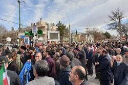 حضور مردم استان همدان در حمایت از اقتدار نظام مقدس جمهوری اسلامی