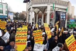 پیام قدردانی سپاه استان اردبیل از حمایتهای گسترده مردم