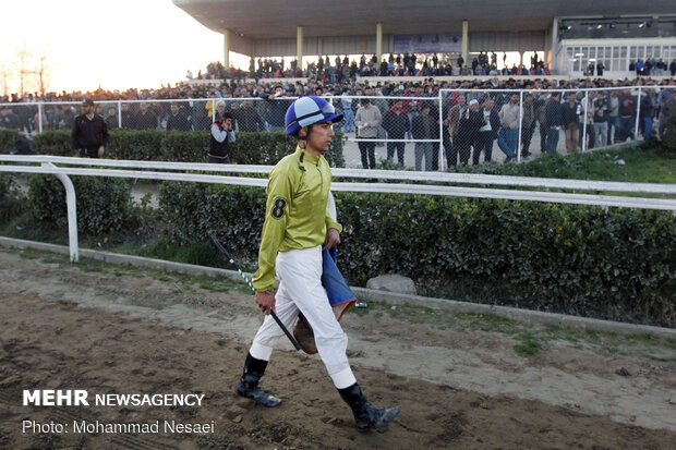 10th week of Gonbad horse racing competitions