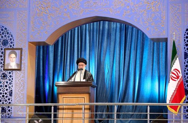 بازتاب گسترده سخنرانی رهبری در نماز جمعه تهران در رسانههای جهان