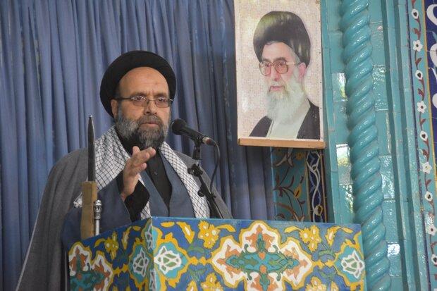 مردم ایران قدرشناس حافظان امنیت کشور هستند