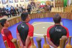 سه تیم از کردستان در لیگ برتر ورزش زورخانه ای حضور دارند