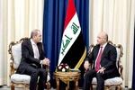 Irak komşu ülkelere saldırmak için bir platform olmayacak
