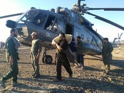 İran Devrim Muhafızları Ordusu'ndan selzedelere yardım eli