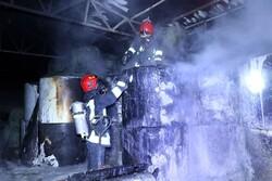 وقوع ۱۰۰ درصد مرگومیرها درآتش سوزی های ساختمانهای زیر ۶ طبقه