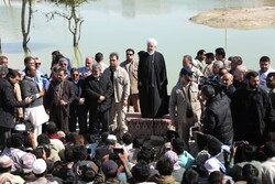 Govt. to accelerate development plans in flood-hit areas: Rouhani