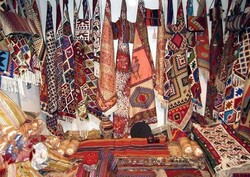 برپایی ۵ بازارچه موقت فروش صنایعدستی در کلیبر طی سال ۹۸