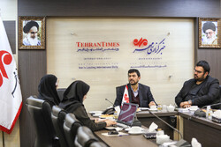 Deputy minister of industry visits MNA HQ
