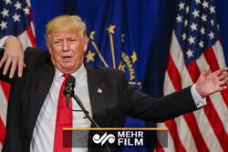 امریکی صدر کو ایرانی عوام کا منہ توڑ جواب