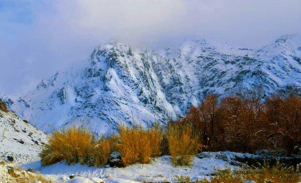 ایران میں رواں ہفتہ برف باری کا سلسلہ جاریر ہےگا
