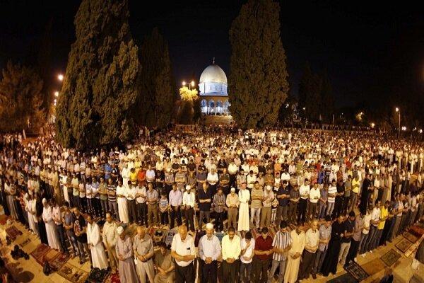 إعادة فتح ابواب المسجد الأقصى بعد مضي شهرين من إغلاقه