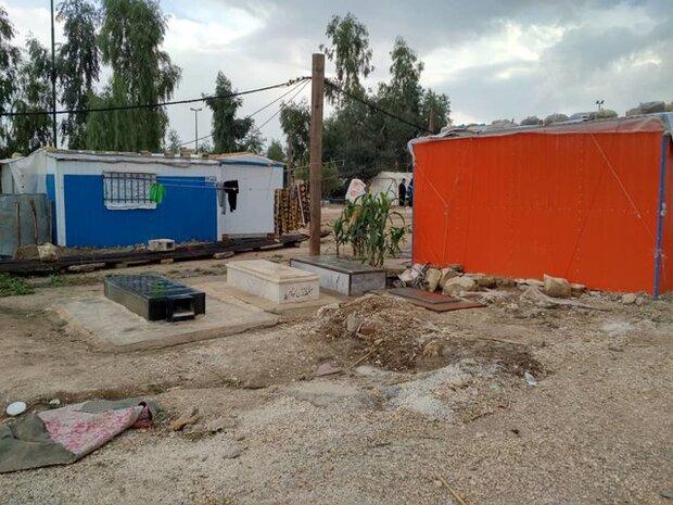 ۳ کمپ ویژه زلزله زدگان در قطور دایر می شود