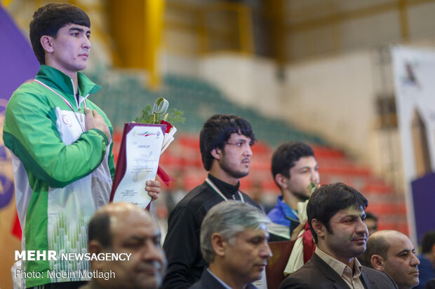 Intl. Gorosh tournament held in Gonbad Kavous