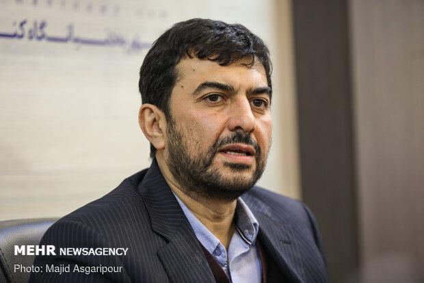حسین مدرس خیابانی قائم مقام وزیر صمت در امور بازرگانی