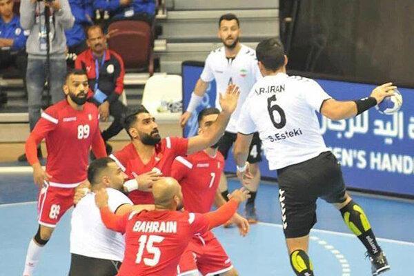 Iran fail to book place at World Handball Championship