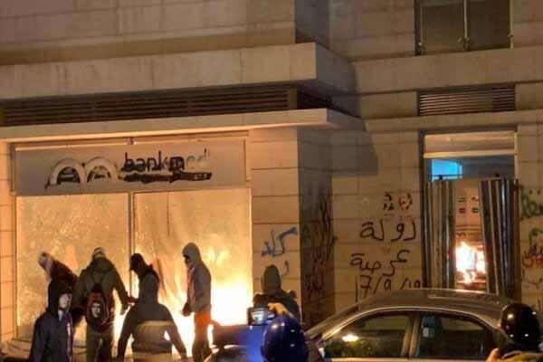 واکنش سعد حریری و میشل عون به درگیریهای شدید در بیروت