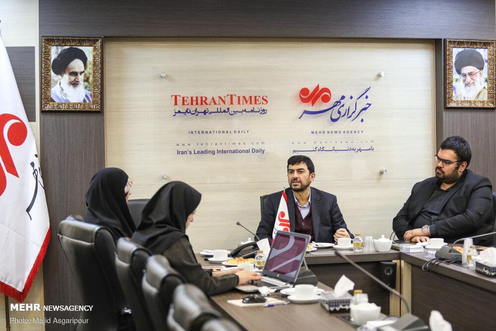 گفتگو با قائم مقام وزیر صمت در امور بازرگانی