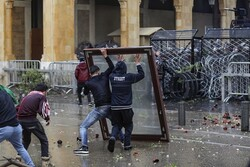 لبنانی وزیر داخلہ کی سکیورٹی فورسز پر بلوائیوں کے حملے کی مذمت