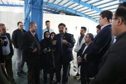 خبرنگاران یزد از چند واحد صنعتی و تولیدی بازدید کردند