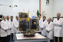 Zafar satellite to be sent into orbit this week: ICT minister