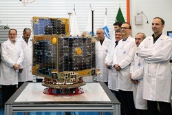 All-Iranian environmental satellite unveiled