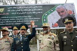 دیدار مرزبانان ایران و آذربایجان در گذرگاه مرزی آستارا