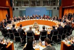 Berlin'de gerçekleşen Libya Konferansı başladı