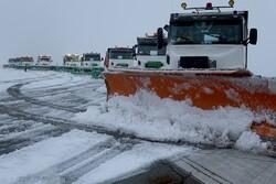Snow doesn't disrupt Imam Khomeini Intl. Airport flights