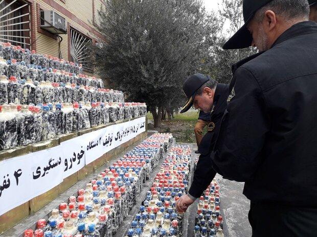 Police bust 1,685kg of opium in Gorgan