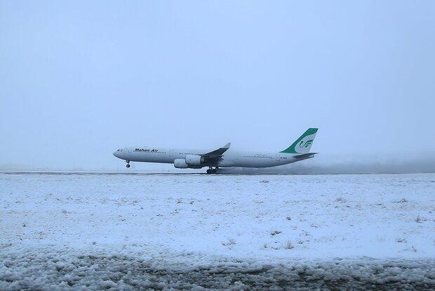 IKIA flights continue despite heavy snow
