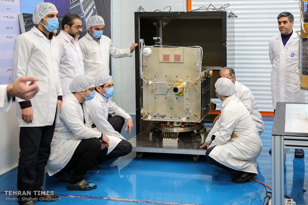 Iran to launch new satellites into space