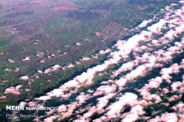 تصاویر هوایی از آلاسکا