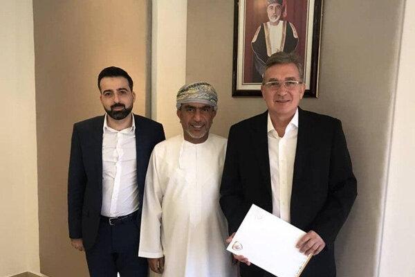 میدانستیم ایران دنبال برانکو بود/ فوتبال عمان به او خوشبین است