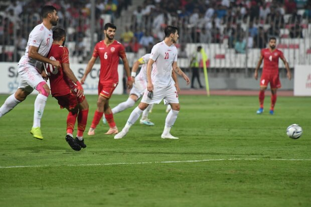 Iran has no problem to host Bahrain in World Cup qualifier: Spox