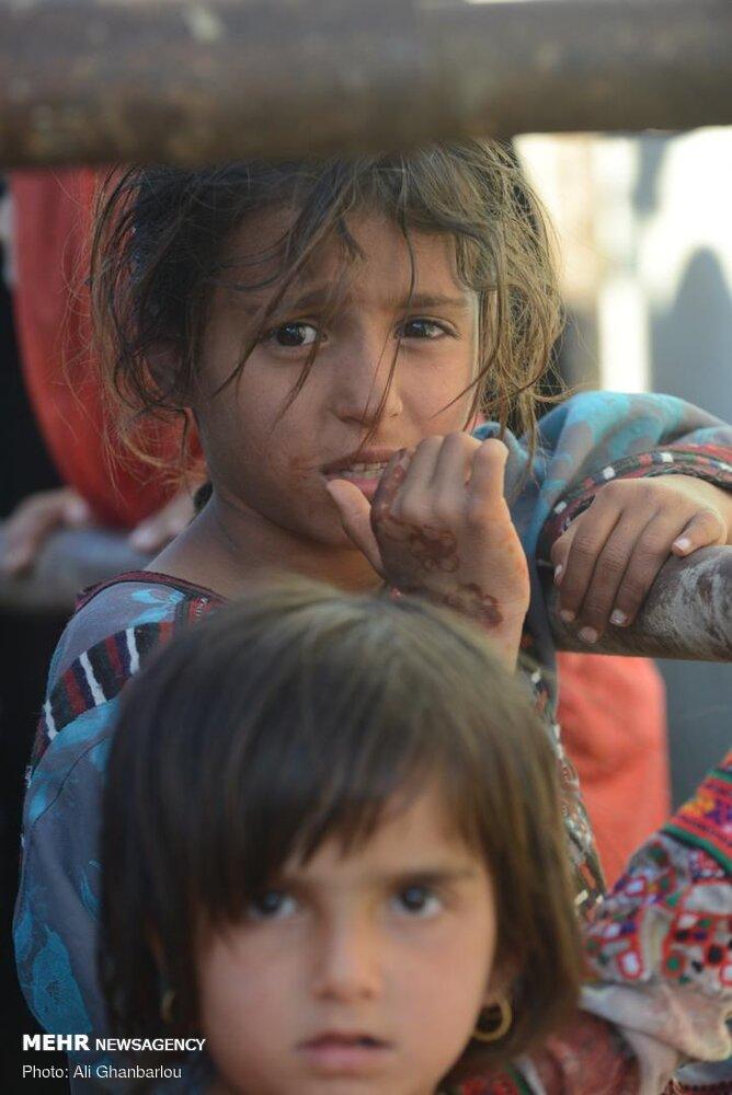 بیمارستان صحرایی سپاه در سیستان و بلوچستان
