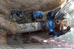 هدر رفت ۳۷ درصدی آب در روستاهای شاهرود/ ۳۰۰۰ متر شبکه اصلاح شد