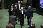 ایرانی پارلیمنٹ کا اجلاس