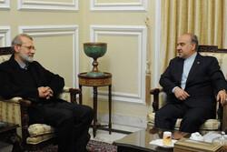 Larijani reacts to AFC ban on Iranian clubs