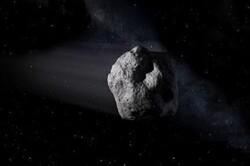 سیارکی به اندازه یک هواپیما از کنار زمین میگذرد
