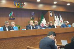 حضوری یا وبینار بودن مجمع کمیته ملی المپیک هفته آینده مشخص میشود