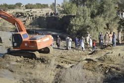 امدادرسانی استان البرز به سیل زدگان شهرستان قصرقند