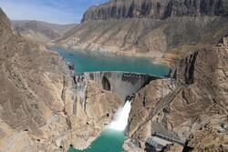 کاهش ۳۰ درصدی آورد سدهای خوزستان نسبت به سال گذشته