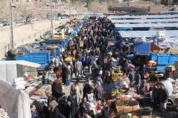 روز بازارها و شب بازار همدان به مدت دو هفته تعطیل میشوند