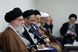 US angry with Iran's resistance: Leader
