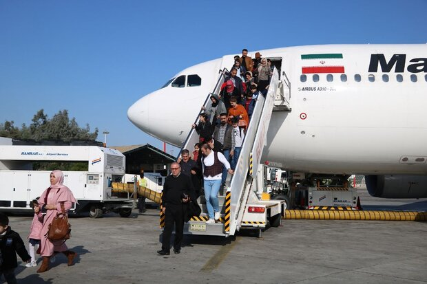 Kish-Sulaymaniyah direct flight route launched