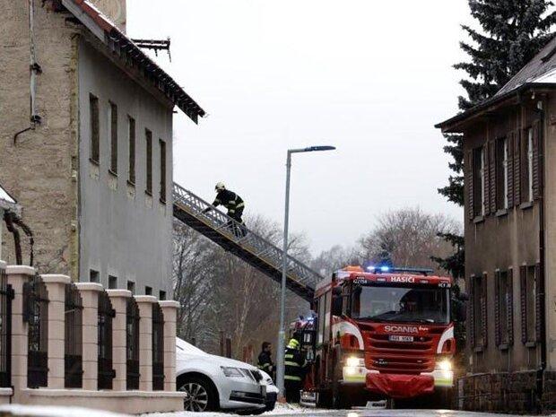 چیک جمہوریہ میں معذروں کے سینٹر میں آگ لگنے سے 8 افراد ہلاک