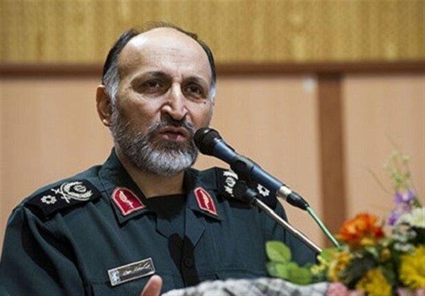 سردار «محمد حجازی» جانشین فرمانده نیروی قدس سپاه شد
