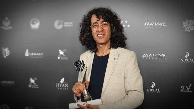 'Gold Runner' wins best script award at CHHATRAPATI SHIVAJI fest. in India