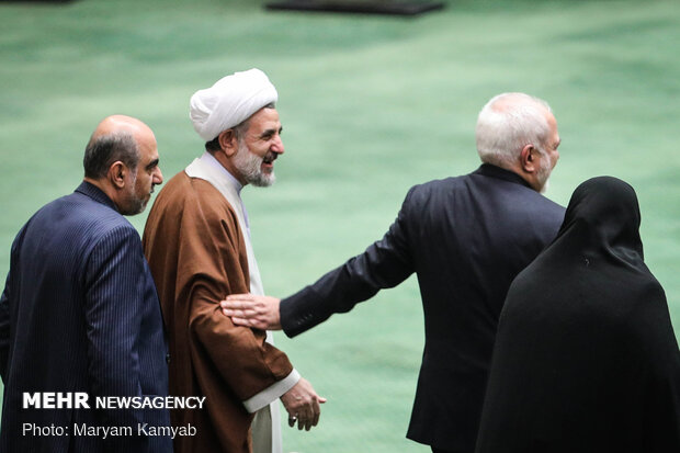 جلسه علنی مجلس شورای اسلامی