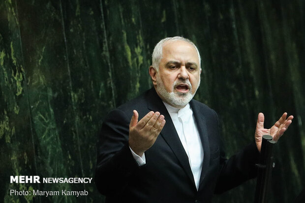 Iran asks world to act instead of just watching a bully